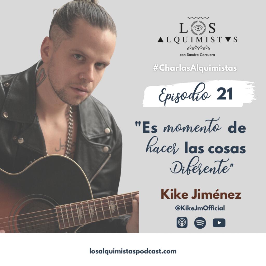 Kike Jiménez
